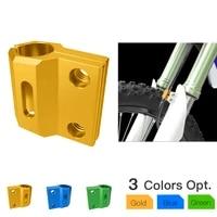 nicecnc front brake line clamp for suzuki rm85 rm250 rm125 rmz250 rmz450 rmx450z drz400sm drz 400sm 400 sm hose cable holder