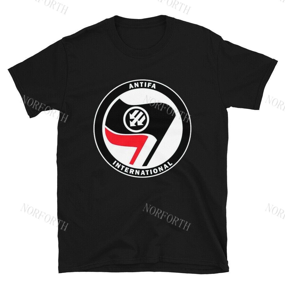 Antifa AUCK FNTIFA Anti Antifa Short-Sleeve Unisex T-Shirt