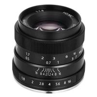 50MM F1 8 Fixed Focus Lens Suitable Manual Prime Lens for Nikon Z Mount Micro-Single Camera