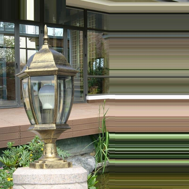 Ogrodowe Tuinlamp Square Lawn Lamp Garden Figurine Terraza Y Jardin Decoracion Luminaire Exterieur Outdoor Landscape Lighting enlarge