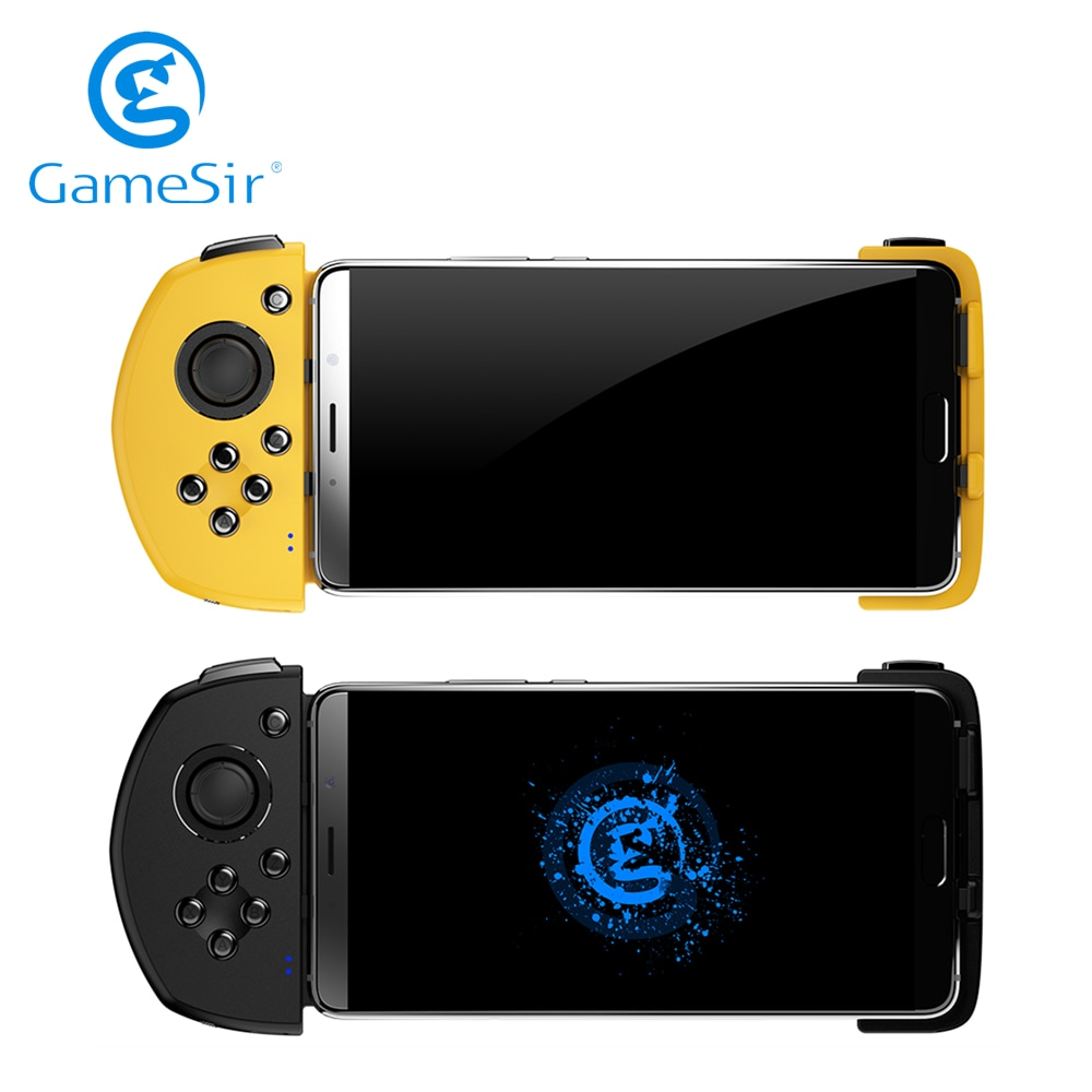 GameSir G6 / G6s Bluetooth inalámbrico controlador de juego para móvil de...