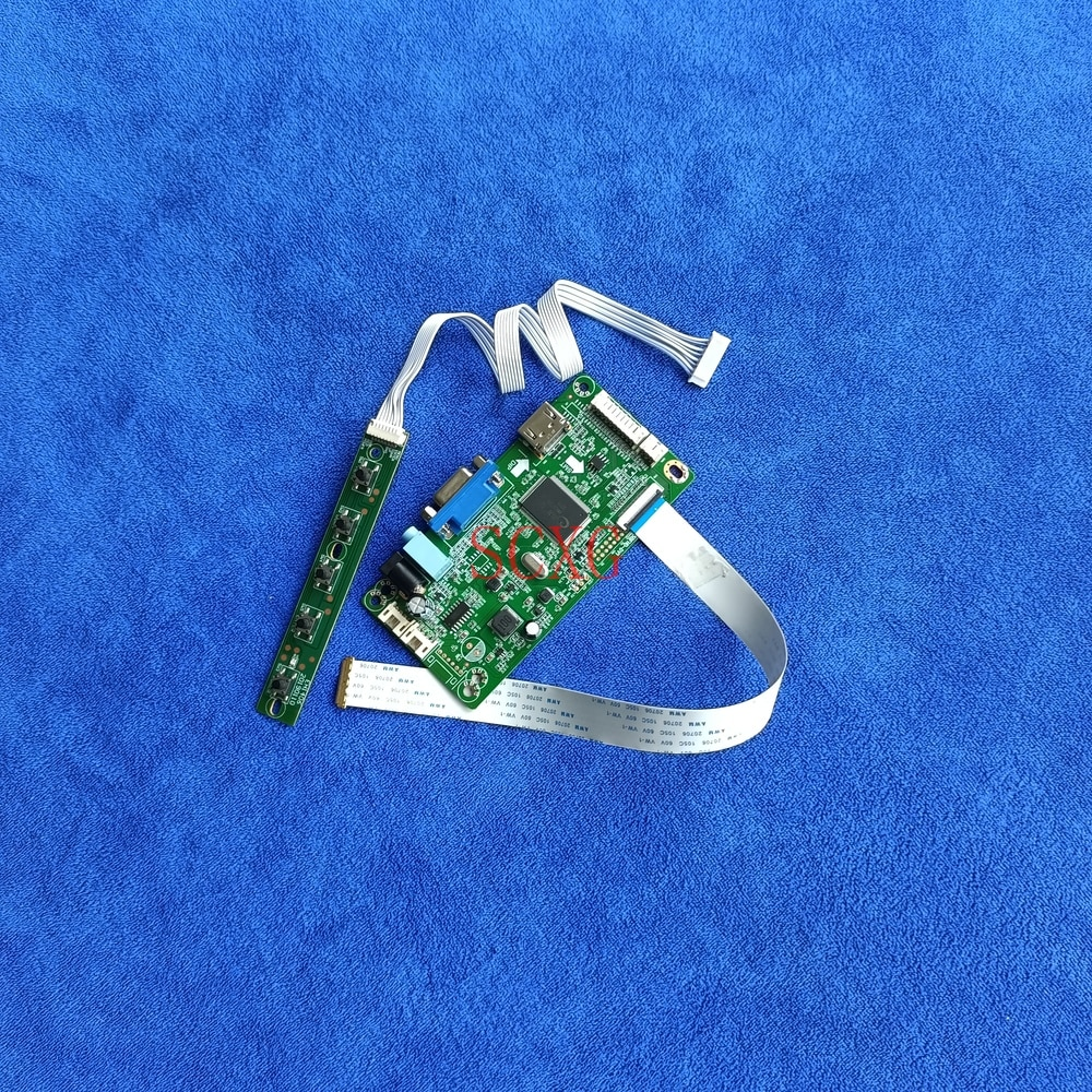 EDP-30Pin контроля pН плата привода комплект 1920*1080 Для N173HCE-E31 N173HGE-E11/E21 NV173FHM WLED VGA HDMI-Совместимость Экран аксессуар palmexx hdmi vga px hdmi vga