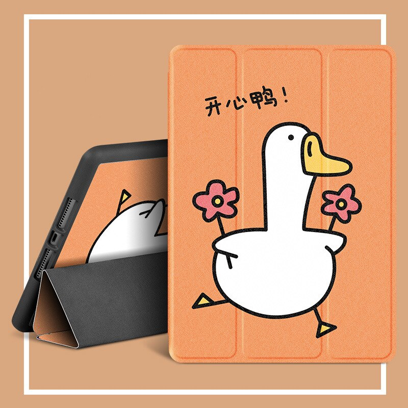 Cover For ipad pro 11 case iPad mini 5 ipad air 2 ipad 10.2 7TH For ipad pro 10.5 Tablet Leather Smart Cover With Pencil Holder enlarge