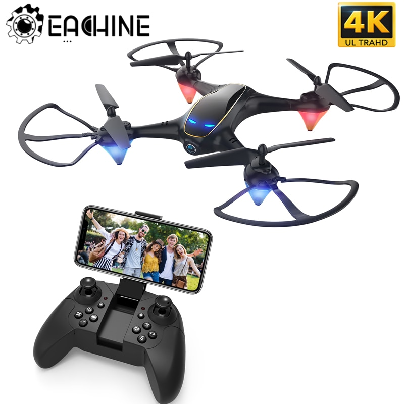 Eachine E38 WiFi FPV RC Drone 4K Kamera Optischen Fluss 1080P HD Dual Kamera Luft Video RC Quadcopter flugzeug Quadrocopter Spielzeug