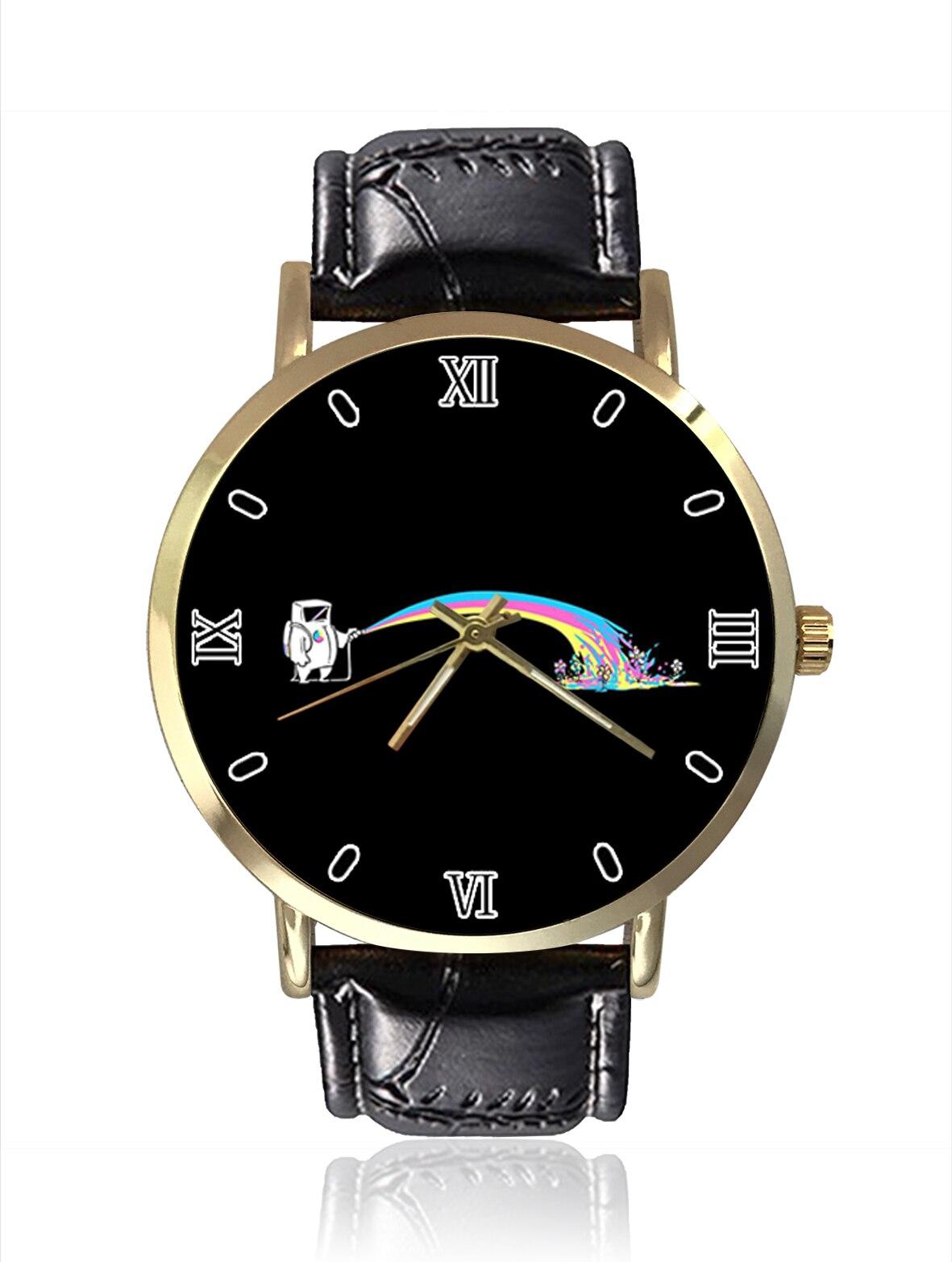 2021 الحد الأدنى للرجال موضة ساعة كوارتز حزام جلد الكوارتز الذكور أنيقة رقيقة جدا ساعة رجال الأعمال ساعة تصميم بسيط Fa