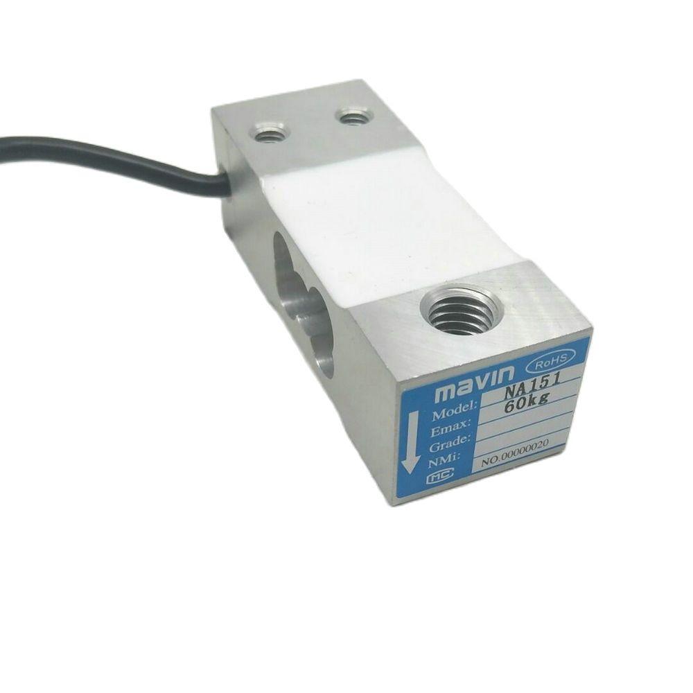 Free Shipping Cheap Mavin NA151 60kg 100kg 200kg Capacity Aluminum Alloy Load Cell Sensor
