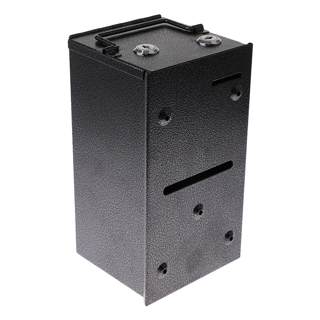 Покерный стол с двойной блокировкой в домашнем стиле, коробка для хранения чипов от продавцов казино, коробка для хранения денег-3