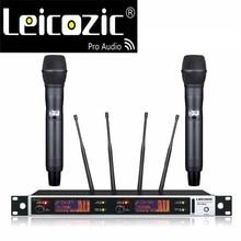 Цифровой сценический микрофон, 615 820 МГц