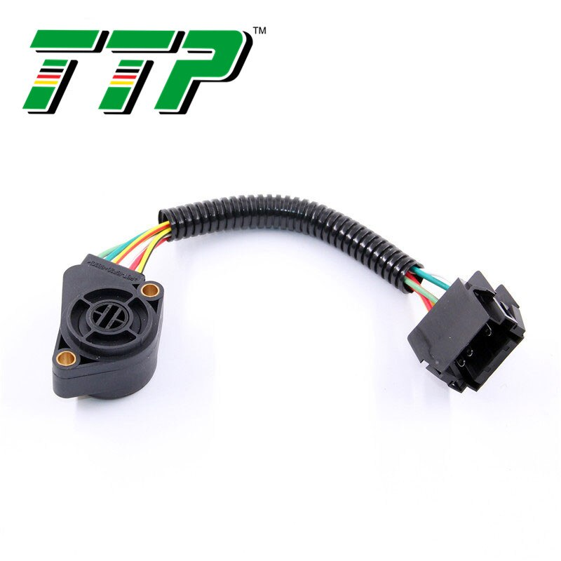 Sensor de Pedal de camión-6 líneas negras para VOLVO 3985226-2 20893527