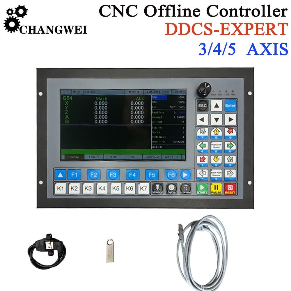 حديثا ترقية نك حاليا تحكم DDCS-EXPERT 3/4/5 محور 1MHz G رمز ل نك بالقطع و النقش بدلا من DDCSV3.1
