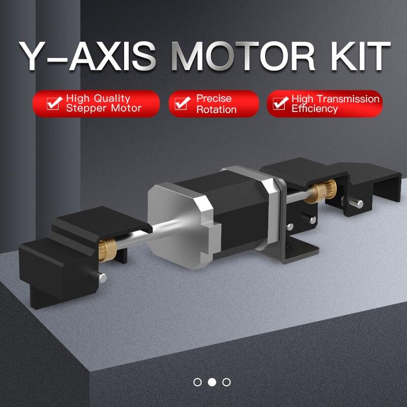 CR-6 ماكس Y محور معدات موتور 42-60 Y محور معدات موتور دوران دقيق ل Creality ثلاثية الأبعاد CR-6 ماكس الطابعة