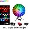 Lampe de poche rétro-éclairage LED 3 en 1 Dj décorations de fête à domicile projecteur lumière de scène lampe de poche contrôleur DMX 512