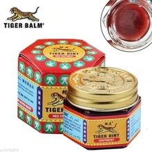 100% Natural Tiger Balm Ointment Insect Bite Strength Pain Muscle Relieving Arthritis Joint Body Pai