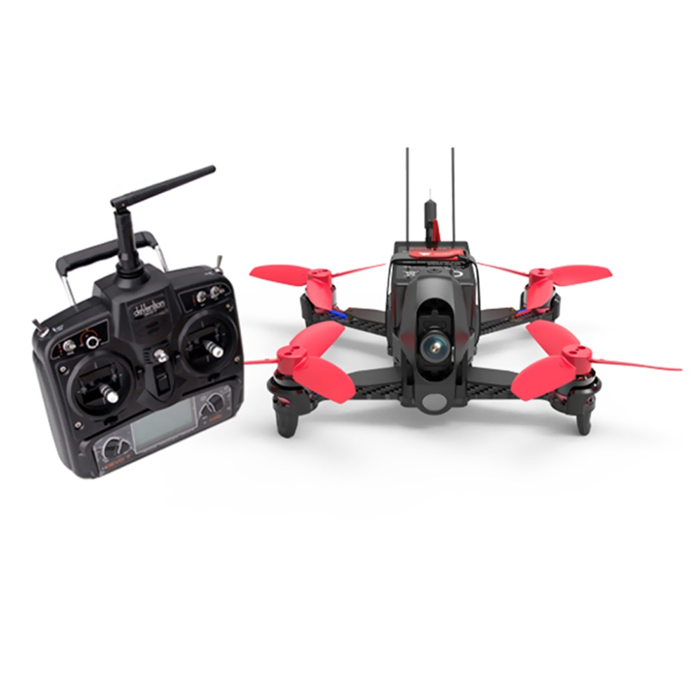 Original Walkera Rodeo 110 With DEVO 7 Transmitter / Controller 600TVL Camera Racing RC Quadcopter D