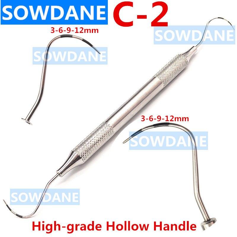 Nouveau Type de sonde dentaire en acier inoxydable, avec détartreur et outil endodontique pour dentiste dangle