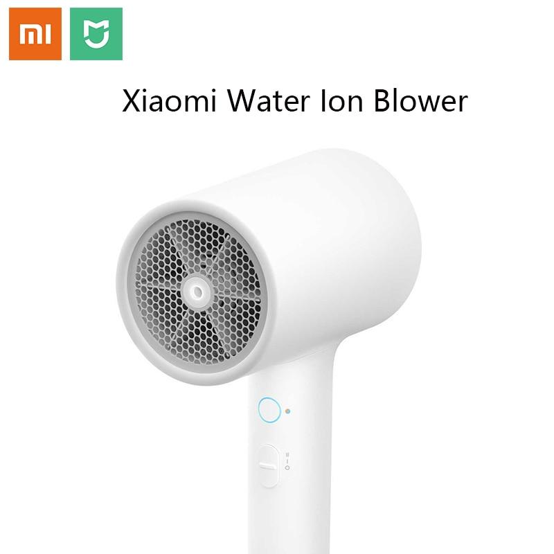 Secador de Cabelo Cuidados com o Cabelo Negativo de Alta Prejudica o Secador de Cabelo Xiaomi Mijia Água Casa Íon Potência Não Prejudica o Difusor Ion