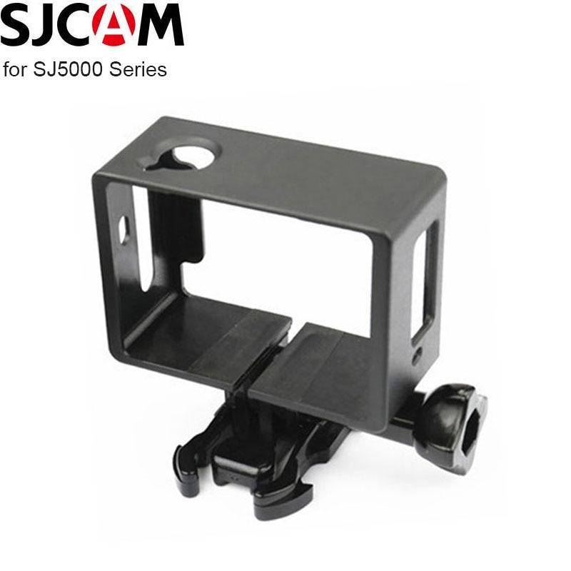 SJCAM SJ5000 funda protectora de marco para SJCAM SJ5000X Elite/SJ5000 WiFi/SJ5000 Plus accesorios de Cámara de Acción