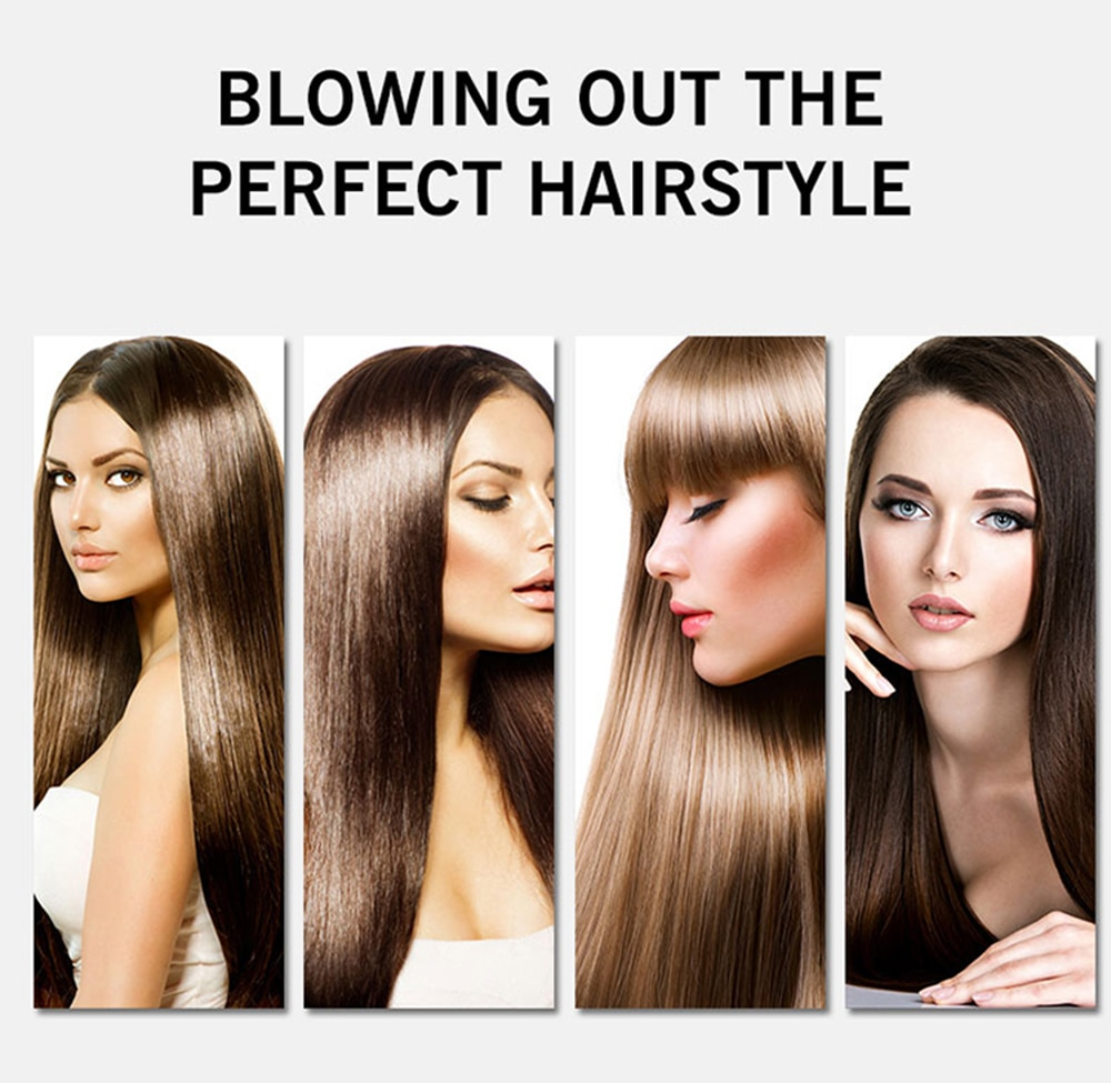 Professional Hair Dryer Strong Power Ionic Blow Dryers Electric Hairdressing Equipment Hair Styler Modeling Tools HairDryer enlarge