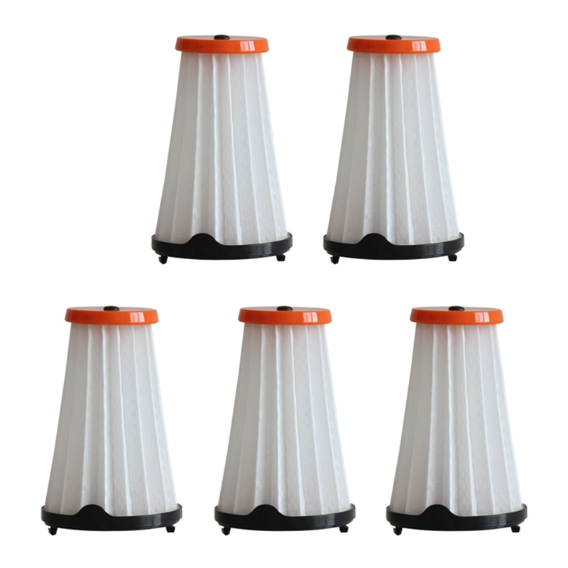 5PCS Replacement Dust HEPA Filters for Electrolux ZB3003 ZB3114 ZB5108 ZB6118 Robot Vacuum Cleaner Parts Accessories