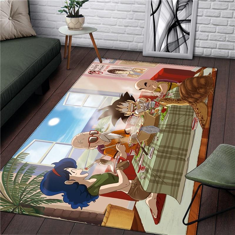 السجاد البساط المنزل ساحة السجاد غرفة المطبخ مضحك الصبي هدية الكريسماس أنيمي غرفة المعيشة البساط الموضة هبوط السفينة