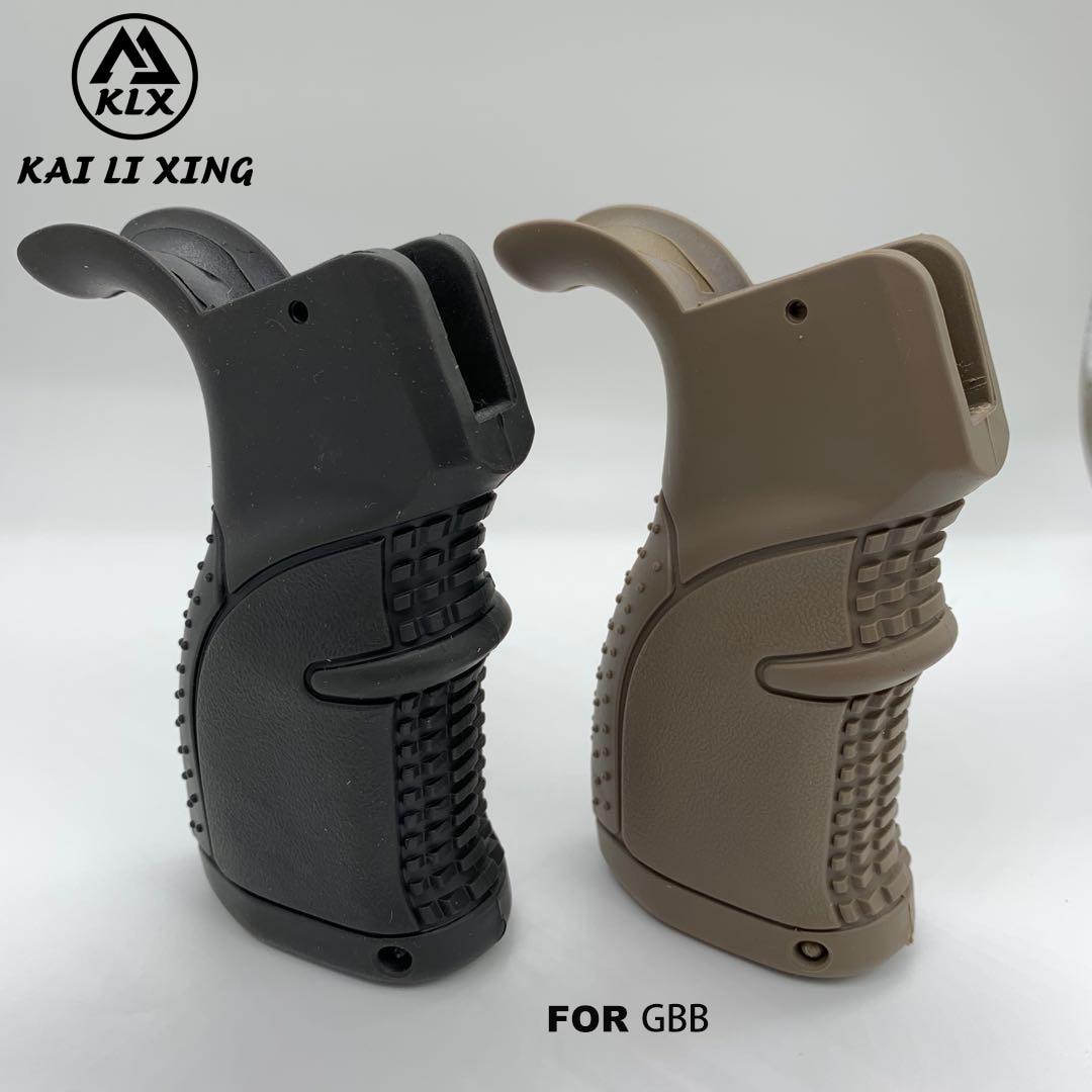 Element  accessory AGR-43 rear grip is applicable toy water bullet gun (M16/M4/AR15/HK416) tactical nylon grip best gift LI46