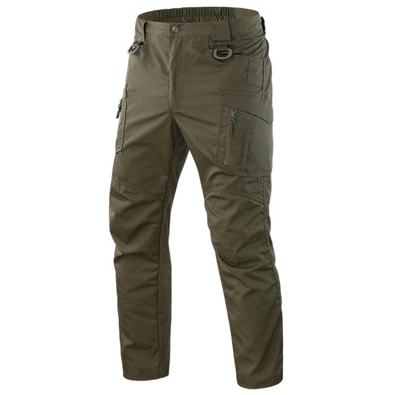 Брюки Ripstop мужские камуфляжные, тактические штаны в стиле милитари, мульти-карманы, спецназ, боевые штаны в стиле милитари