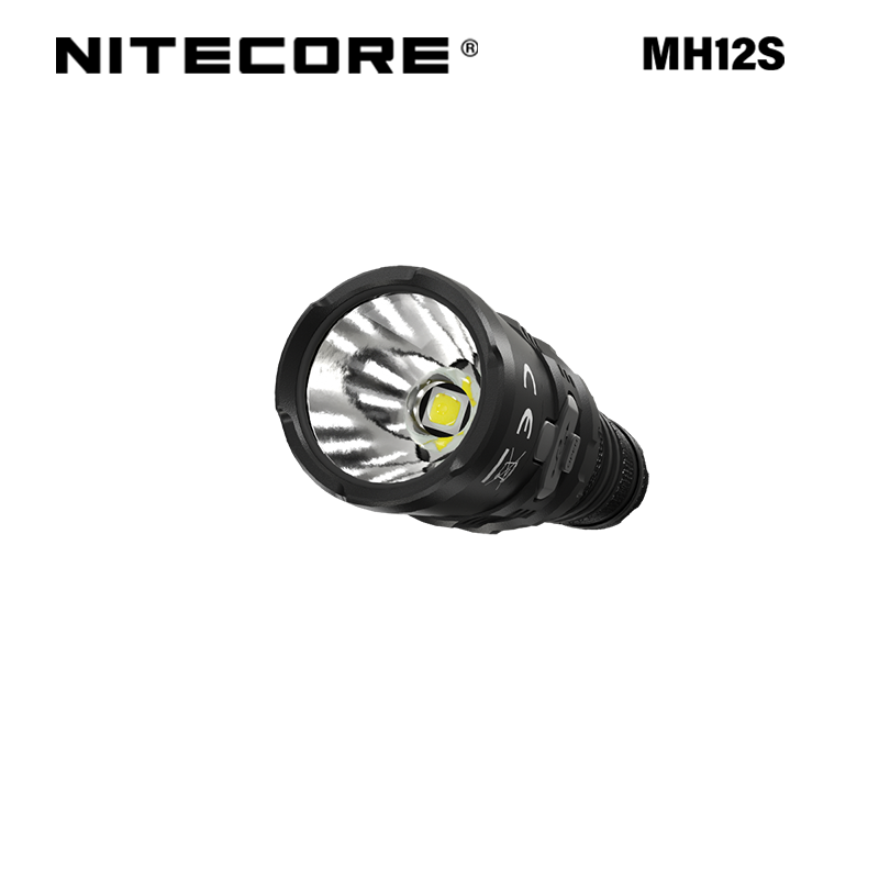 NITECORE MH12S All Around Direct Charge Flashlight for Emergency Self Defence Outdoor Activities With NL2150 5000mAh Battery enlarge
