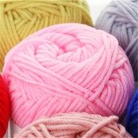 Хлопок для ручной вязки, 50 грамм, большой выбор цветов #2