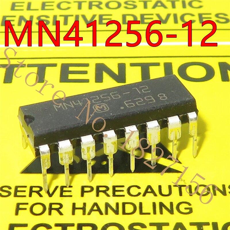 5 uds/lotMN41256A-08 DIP MN41256A-12 MN41256-12