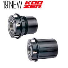 Koozer vtt moyeux de vélo convertisseurs XM490 XM470 XM460 capuchons de moyeu VTT moyeux embout adaptateur QR ou travers adaptateur XD