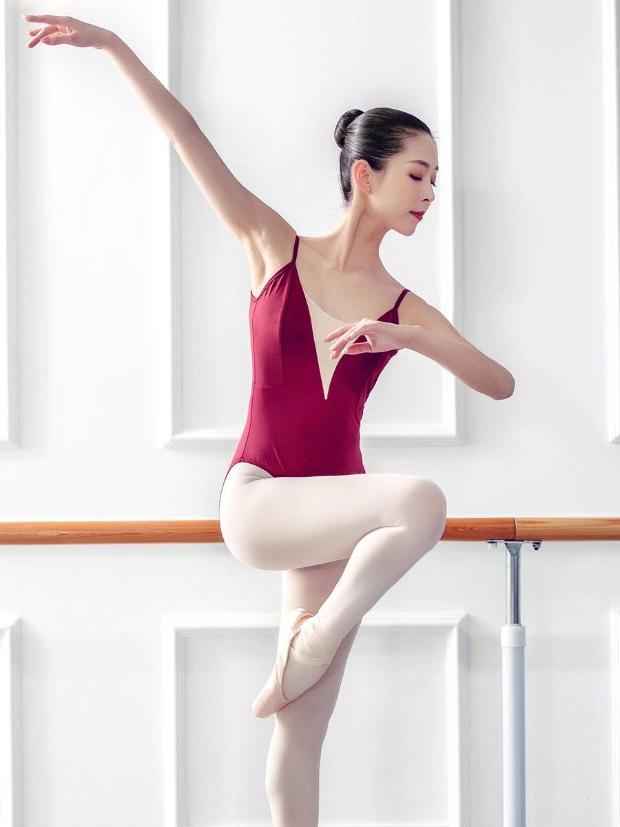 new-arrival-adjustable-ballet-dance-leotards-women-summer-gymnastics-dancing-costume-adult-high-quality-ballet-leotard-for-girls
