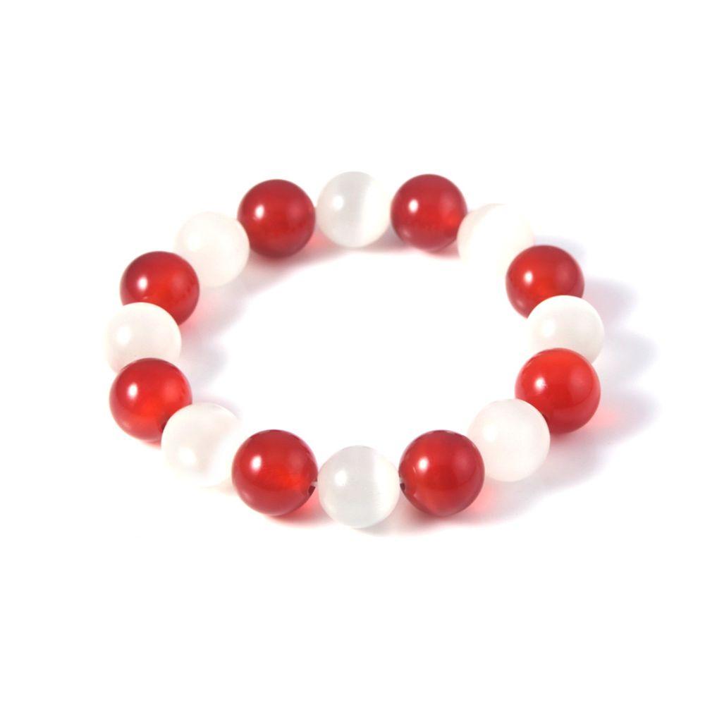 Japan Anime Fruits Basket Bracelet Honda Tooru Soma Kyo Beads Agate Cosplay Prop Jewelry Decor Jewel