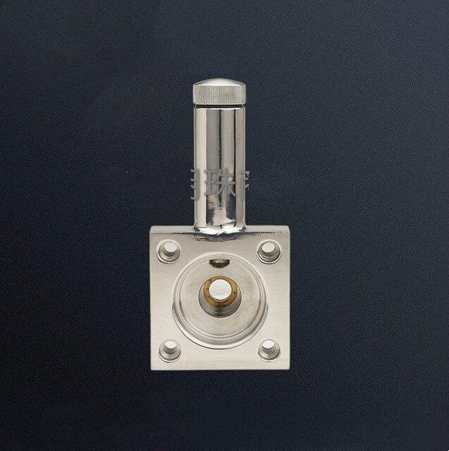 صمام تفريغ مقعد الأسطوانة ، أجزاء ماكينة التعبئة اليدوية ، A03