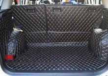 Cuir voiture coffre tapis Cargo Liner pour Suzuki Grand Vitara 2006 2007 2008 2009 2010 2011 2012 2013 2014 2015 Escudo
