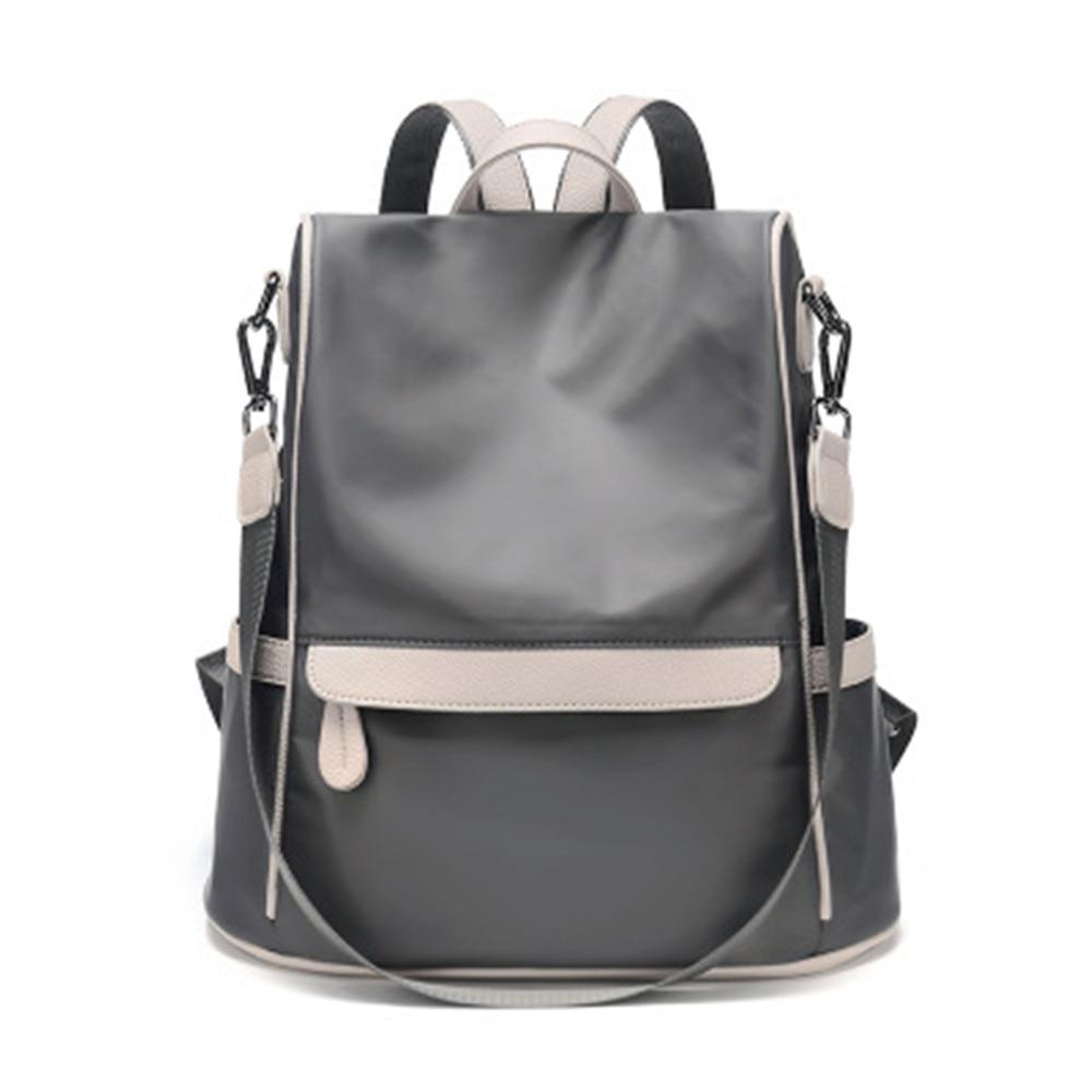 Mochila de moda para mujer de alta calidad Oxford BACKPACL mochila escolar para niña de gran capacidad mochila de viaje