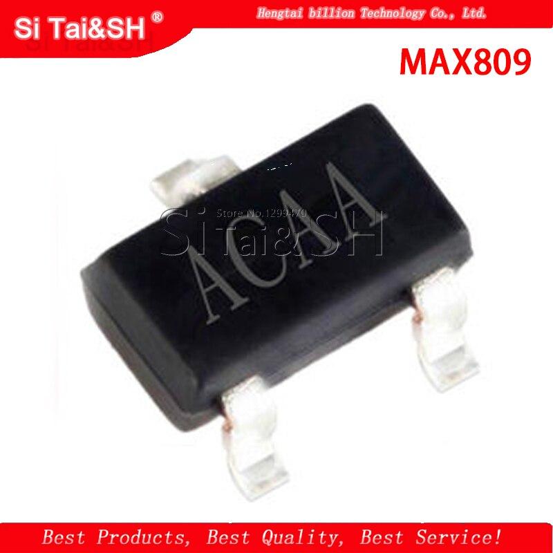 20PCS MAX809SEUR SOT23 MAX809S SOT MAX809 SOT-23 SMD ADAA nuevo y original IC