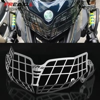 for benelli trk 502 502x trk502 trk502x 2018 2019 2020 2021 motorcycle headlight headlamp grille shield guard cover protector