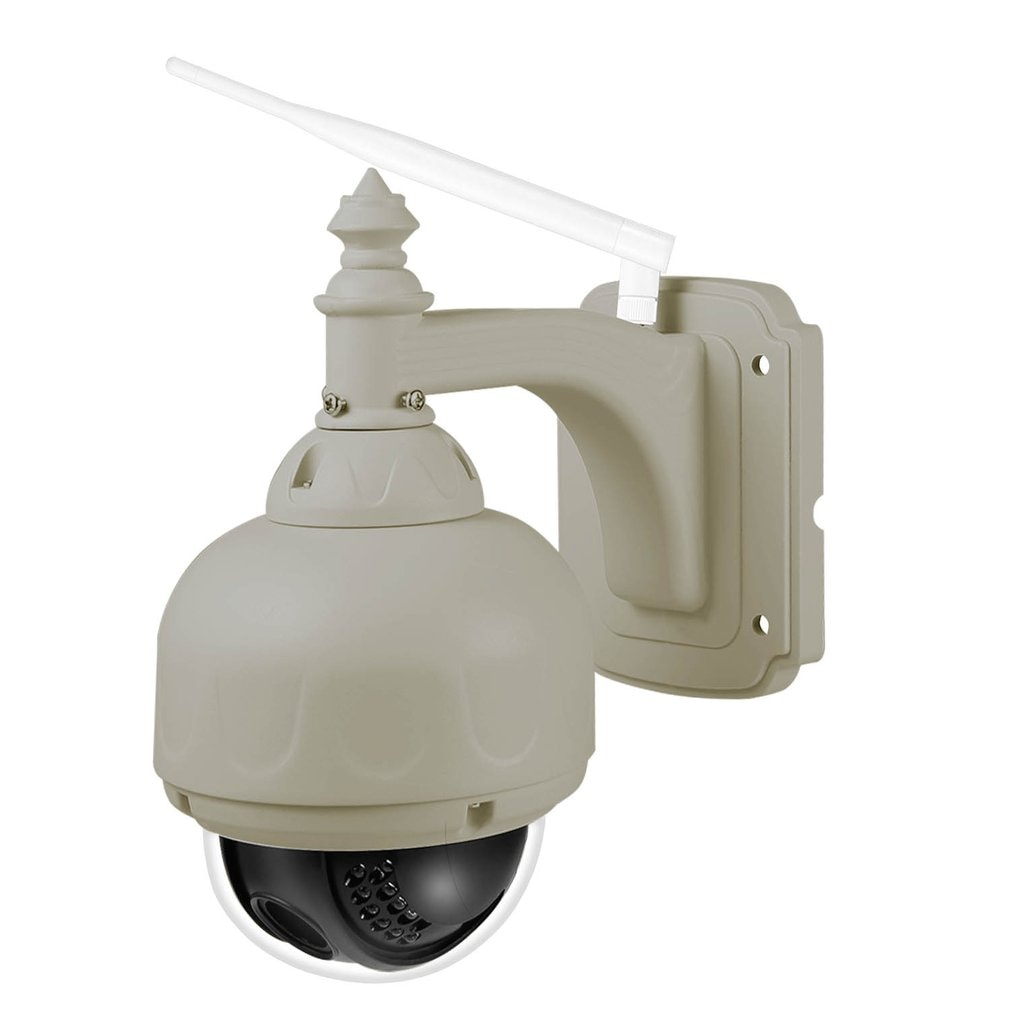 1.3MP IP Zoom PTZ CCTV Camera Auto-focus Wireless WiFi Mini Speed Dome Night Vision Outdoor Waterproof Security Camera enlarge