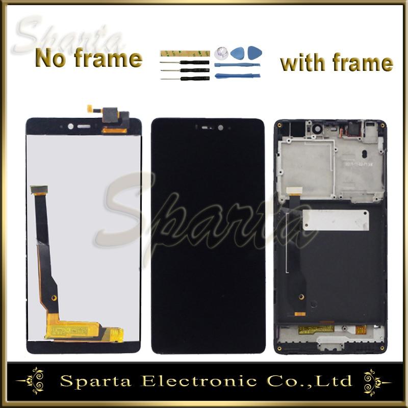Sparta para Xiaomi Mi4c Mi 4c M4c pantalla LCD con pantalla táctil montaje completo marco medio o pantalla para Xiaomi Mi4c