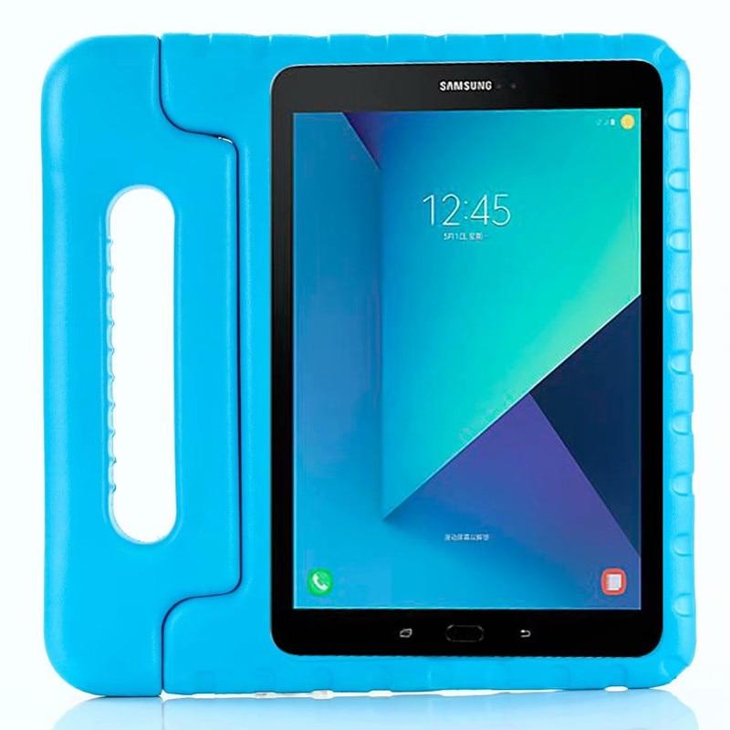 """Funda de silicona EVA para Samsung Galaxy Tab S4 de SM-T830, SM-T837, SM-T835, C, de 10,5 """", funda para tablet de mano para niños, a prueba de golpes"""