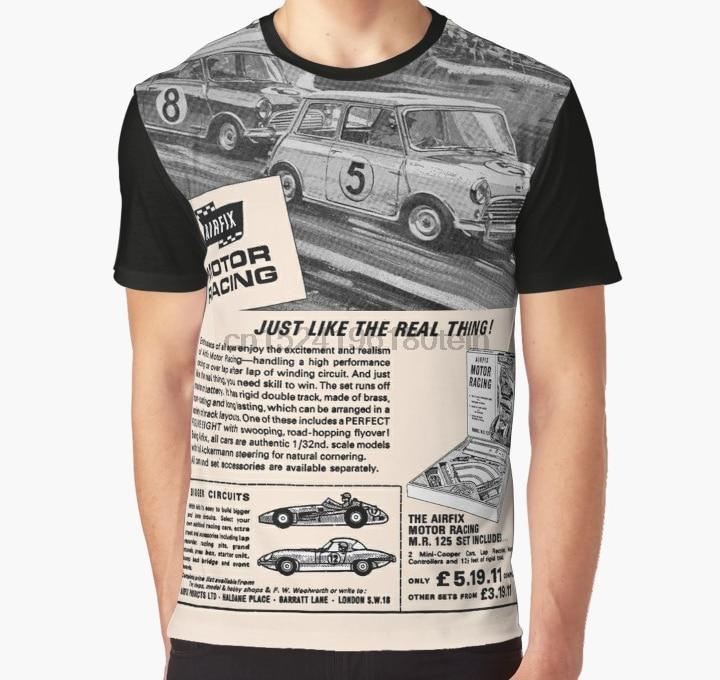 Camiseta con estampado 3D para hombres, divertida camiseta, camiseta con ranura para coches, carreras, impresión completa, impresión gráfica grande, camiseta