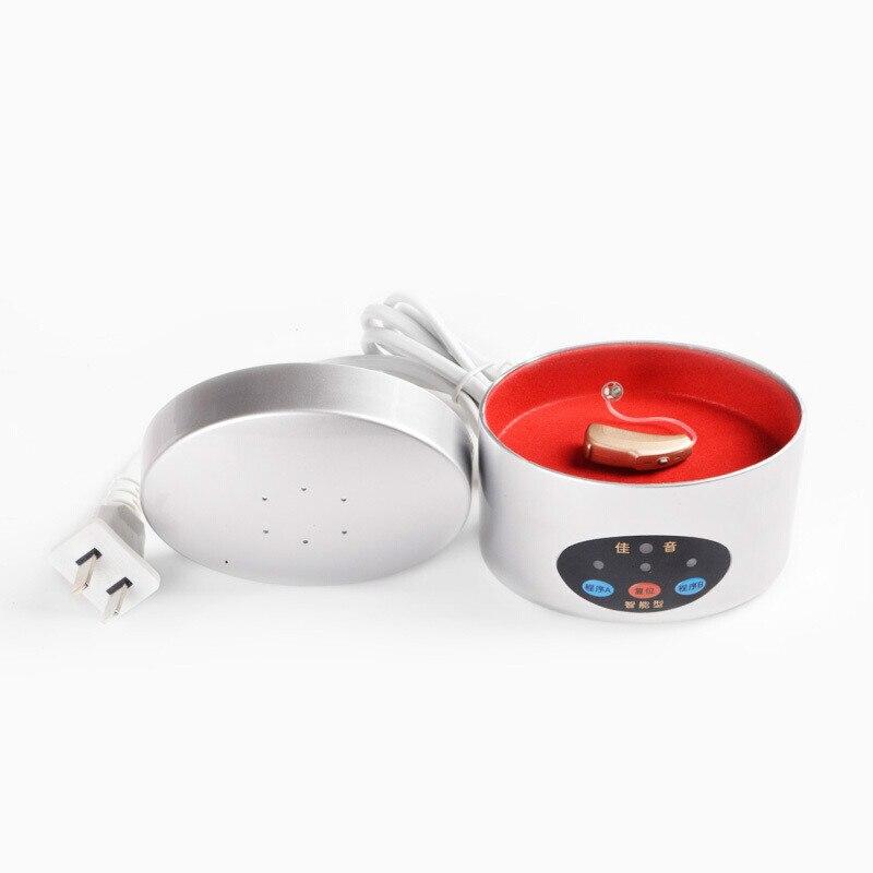 Сушилка для слухового аппарата 4/8 часовой таймер чехол для сушки коробки электронный осушитель для осушителя защита слуховых аппаратов в у...