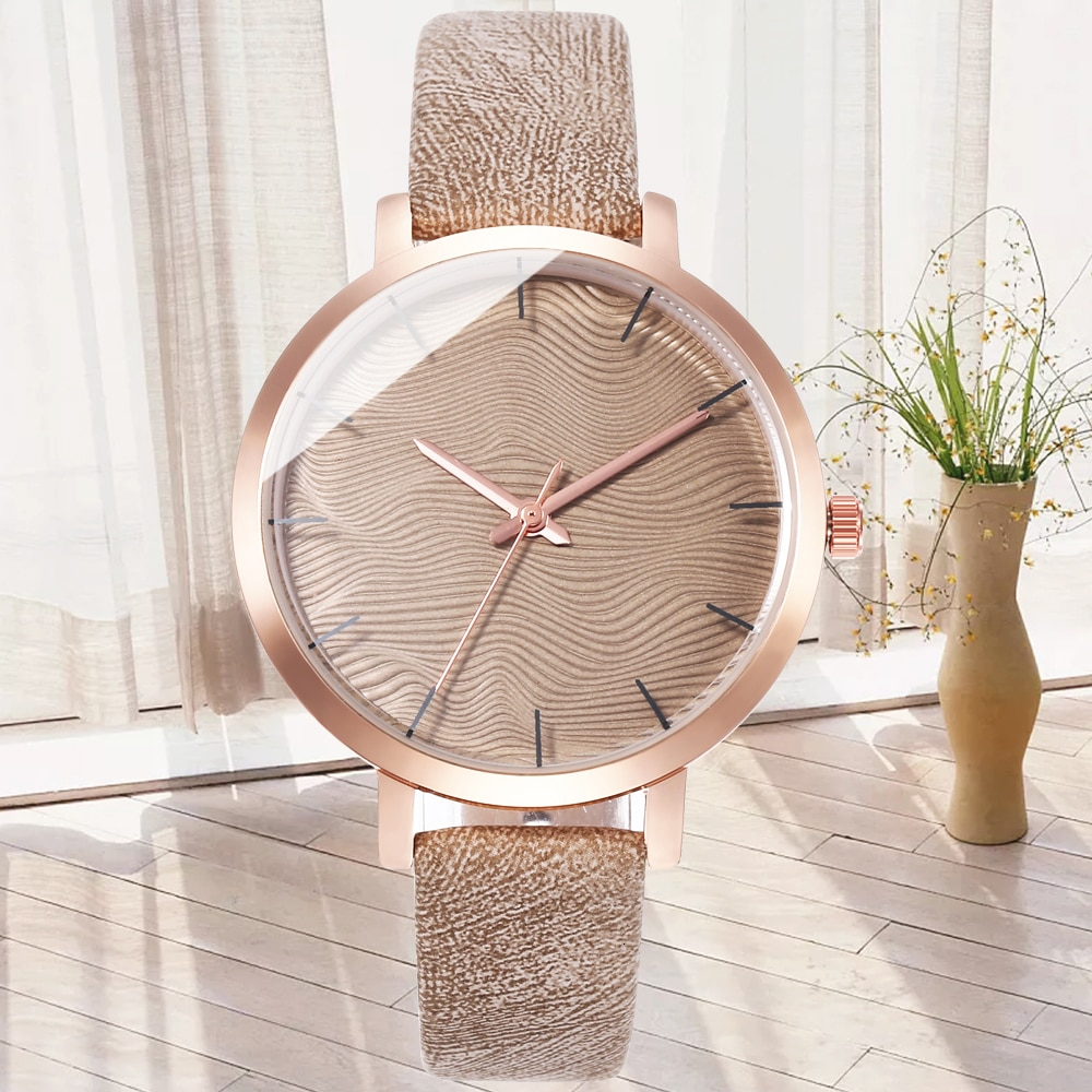 2021 Luxury Brand Dress Women Watches Fashion Bracelet Leather Wristwatch For Ladies Watch Relogio Reloj Montre Femme Gold Clock reloj hombre luxury women watches diamond ladies watch casual quartz wristwatch for women clock relogio feminino montre femme