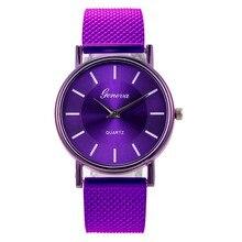 DUOBLA femmes montres quartz dames montre de luxe bleu verre vie étanche Silicone bracelet femme montre-bracelet 2020 livraison gratuite