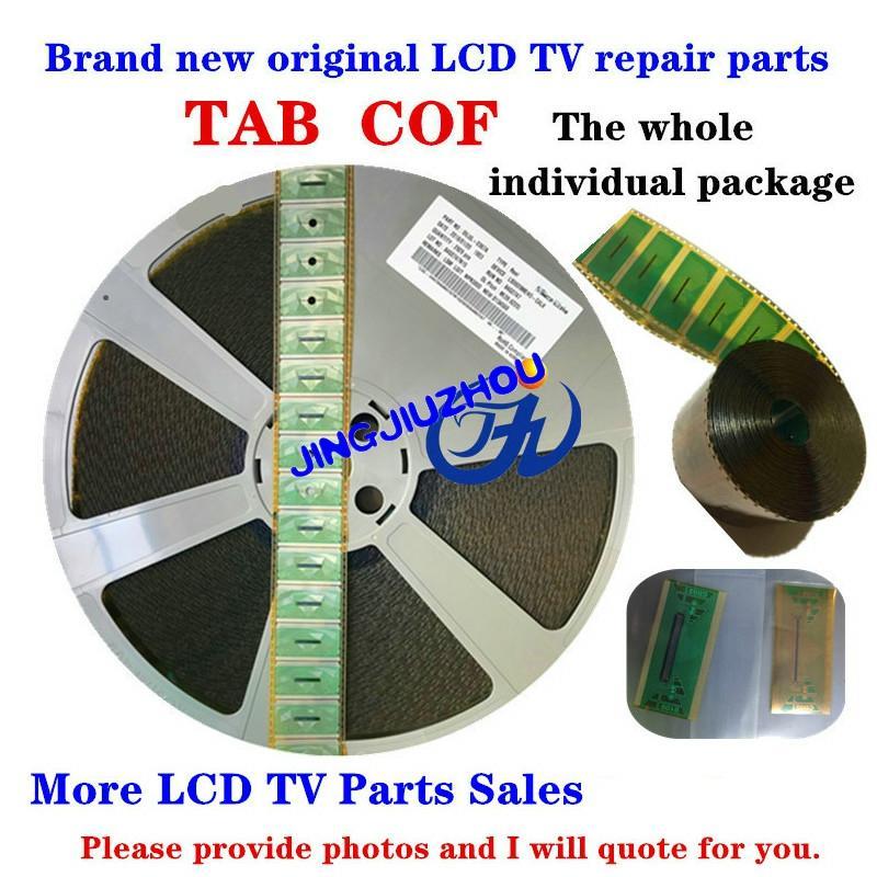 LED טלוויזיה T_CONNew סליל nt61237h-c6523a Huaxing tab COF LCD נהג IC chipTCON