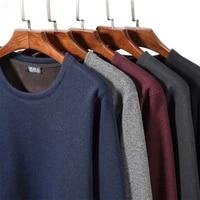 hot sale 2020 new thermal underwear for men long johns winter men thermo shirtpants set warm thick fleece size l xxxl