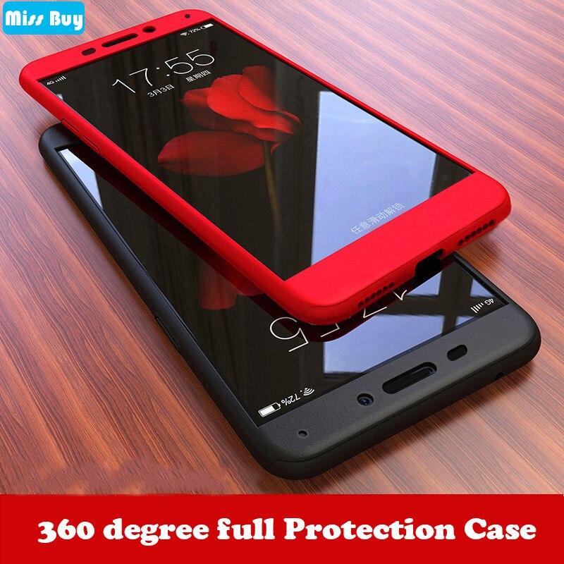 Für Huawei Mate 10 Lite Fall Harte Kamerad PC Honor 9i 360 Grad Volle Abdeckung für Huawei Nova 2i Fall nova2i Abdeckung Gehärtetem Glas G10
