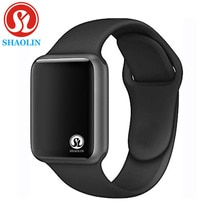 Bluetooth Smart Watch Series 6 Stainless Steel Shining Case 1:1 42mm SmartWatch for iOS Android Hear