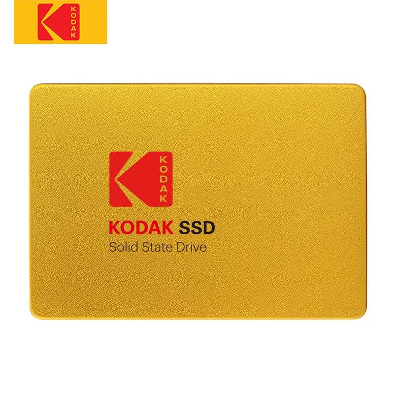 Kodak X100 SSD 120GB 240GB 480GB 960GB 2.5 Hard Drive Disk Disc Solid State Disks 2.5