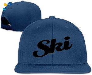 Yellowpods Skiing Men's Relaxed Medium Profile Adjustable Baseball Cap